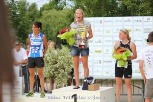 30ème Triathlon Dijon_podium